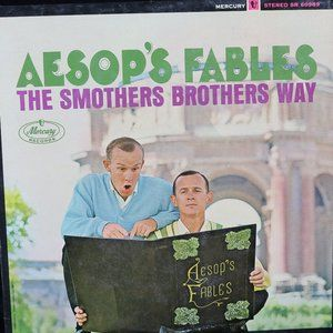 Vinyl Aesop's Fables Smothers Brothers Way Record